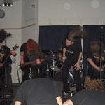Burial Vault Live 2008
