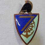7 régiment du génie  ABPdép  prix : 20 euros