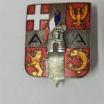 Armées des alpes  A.Augis  prix : 60 euros
