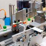 frifrench Produktion Stein AR - Etikettieren