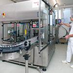 frifrench Produktion Stein AR - Abfüllanlage