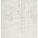 2013, Fredenhagen V, Bleistift auf Papier, 30 x 40 cm