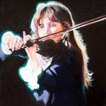 2010, Noemi,  olej na płótnie, 40 x 50 cm.