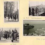 Marseiile: la Canebière, le pont transbordeur et Notre-Dame de la Garde, le port et le fort St Jean