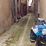 à Monségur en 2001