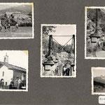 les forts de l'Esseillon en allant à Modane