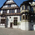 Die Altstadt von Höxter