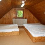 5er Zimmer mit Platz für z.B. Kinderbett