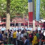 Bei der Tour de France