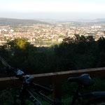 Meine Fahrradtour beim Klütturm