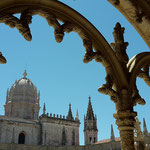 Kloster Mosteiro dos Jerónimos in Belem Lissabon