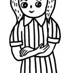 中央公論新社「婦人公論」挿絵 2011 8/7号