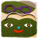 メガネケース又は小物入れ製作中