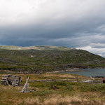 View of Hebron, Labrador