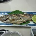 山女魚の燻製