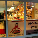 Unser Back-Shop im BioHaus