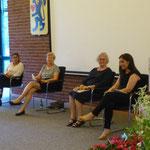 Abschluss mit Ann-Katrin Berkhan, KV-Vorsitzende
