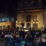 Piazza Pasini in Arte, la serata