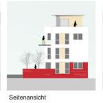 Deewerthstraße Seitenansicht