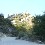 Das Castillo von Moclin