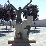 Denkmal zum Sieg ueber die Truppen Napoleons in Alcaudete