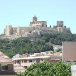 Das Castillo von Alcala la Real
