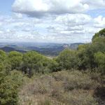 zwischen San Martín und Ávila