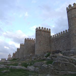 Weltkulturerbe: die Altstadt von Ávila