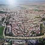 Gesamtansicht von Ávila