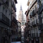 La katedral en Toledo