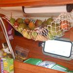 Fallobst: Mangos gibt es immer nur wenn die Früchte auf einem Baum gerade reif sind.
