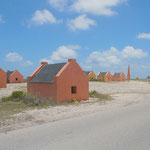 Alte Sklavenbehausungen aus dem 18. Jahrhundert