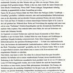 Pedro Meier im Kunstmuseum Olten, Solo-Ausstellung, »Aschenbilder – Anmerkungen zu Rembrandt – Paraphrasen – Randmarken«, 3.11 bis 4.12.1994. Vernissagerede Peter Killer Konservator Kunstmuseum Olten. Pedro Meier, Niederbipp. Visarte, SIKART Zürich – 2/3
