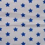 Ste07 - blaue Sterne auf weiß