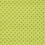 P13 - kleine Punkte auf apfelgrün