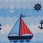 M07 - Schiffe hellblau, dunkelblau, rot