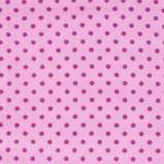 P07 - kleine pinke Punkte auf rosa