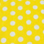P01 - große Tupfen auf gelb