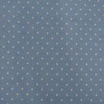 P10 - kleine Punkte auf graublau