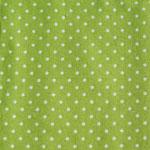 P14 - kleine Punkte auf Kiwigrün