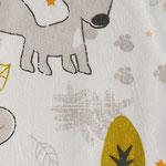 M11 - Füchse beige, grau
