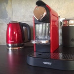 Nespresso Espresso Machine with Milkfoamer