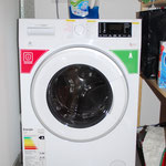 Integrated washing mashine and dryer