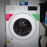 Integrierte Waschmaschine und Trockner