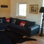 Large and comfortable sofa