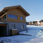 Chalet Donnerkogel im Winter