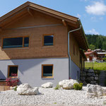 Chalet Donnerkogel in the summer
