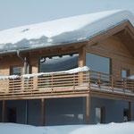 Chalet Annaberg Winter