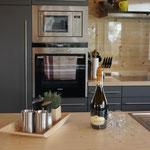 hochwertige Küchenausstattung