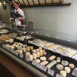 有名なチーズ屋さん